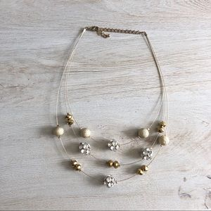 💛✨Gold statement necklace✨💛